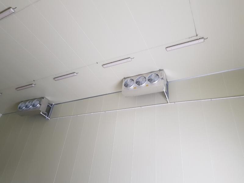 냉동기기계설치