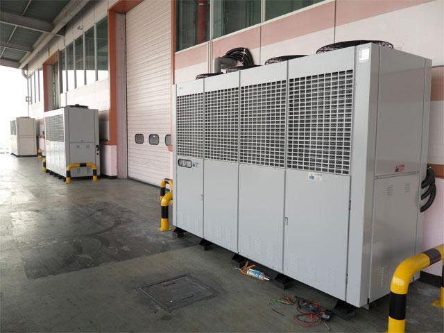 냉동기계설치