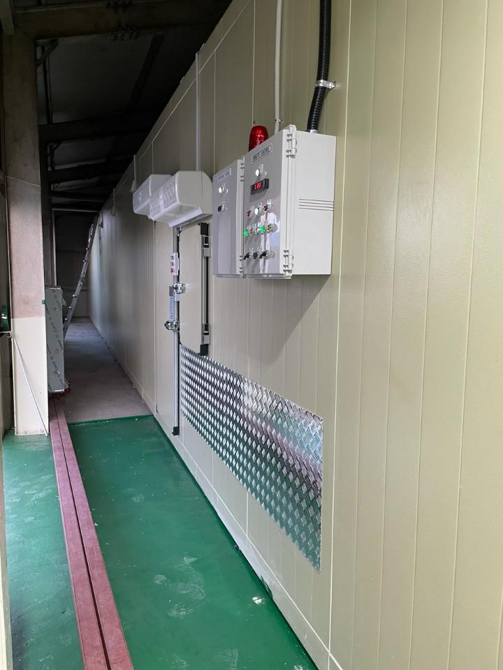 냉장창고 제작